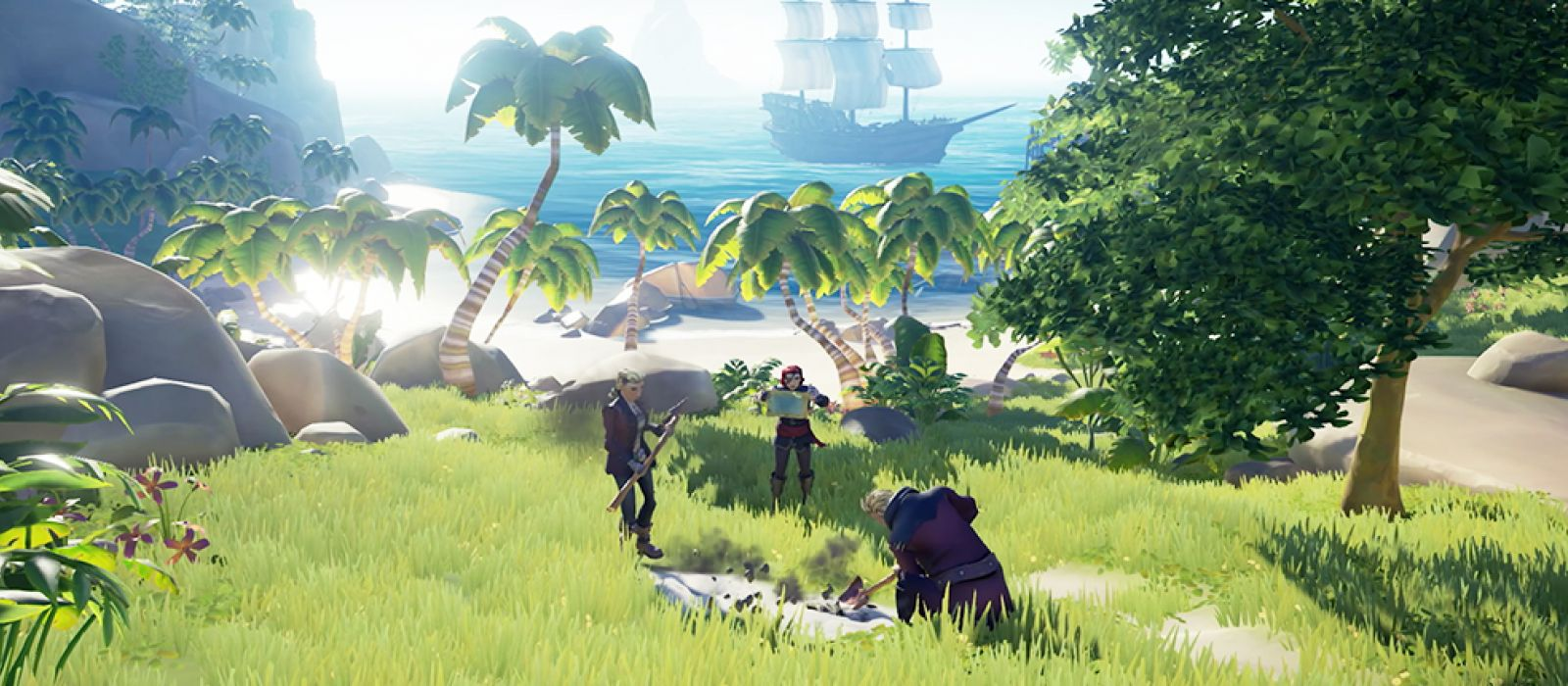 Новое видео Sea of Thieves посвятили ресурсам