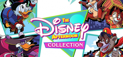 Обзор The Disney Afternoon Collection