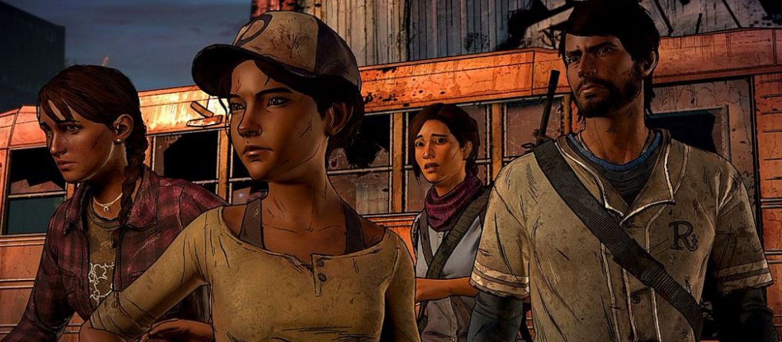 Telltale представила трейлер финала The Walking Dead: A New Frontier