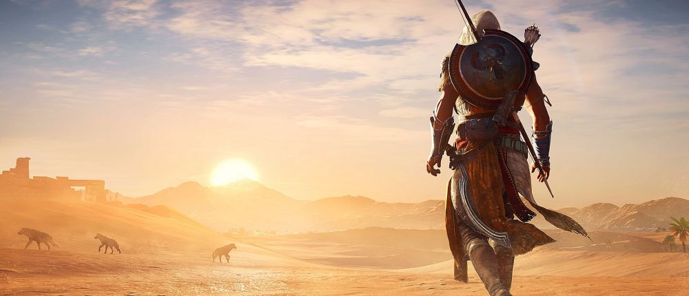 Видеопревью Assassin's Creed Origins