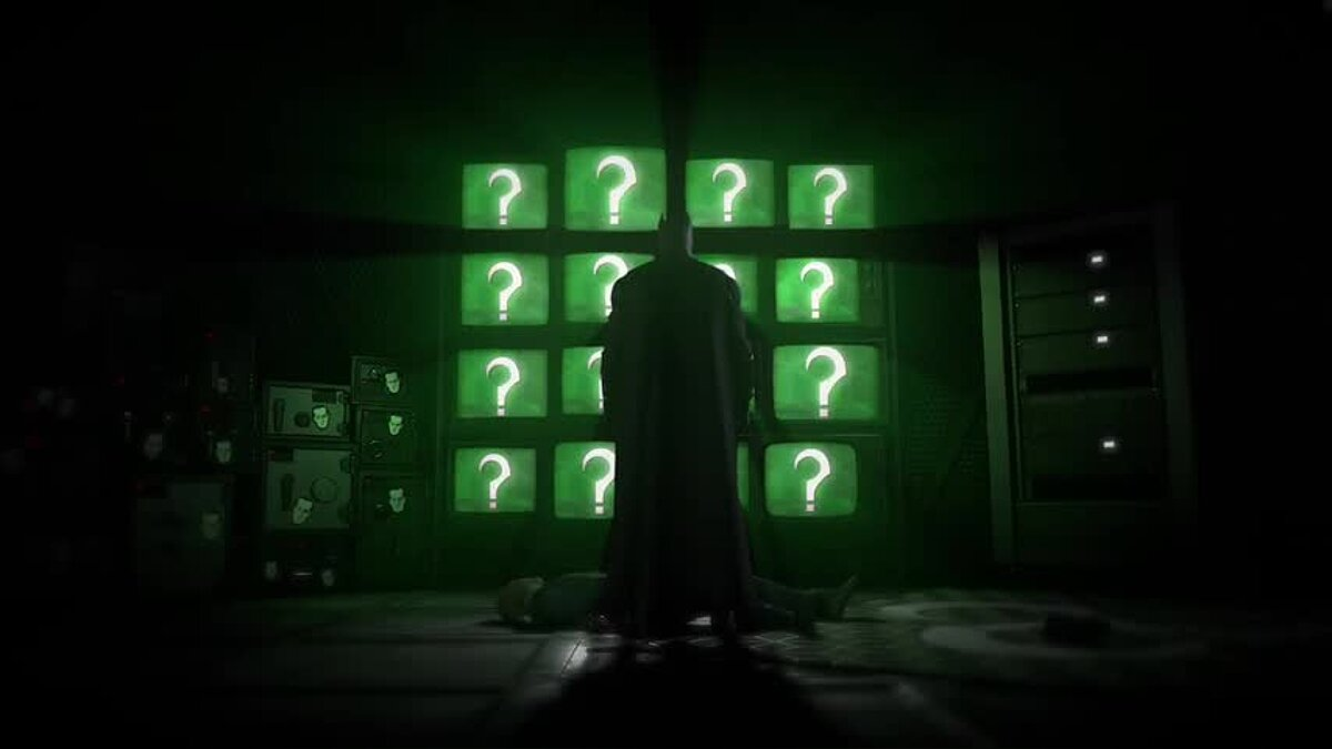 Обзор Batman: The Enemy Within — Episode 1: Enigma