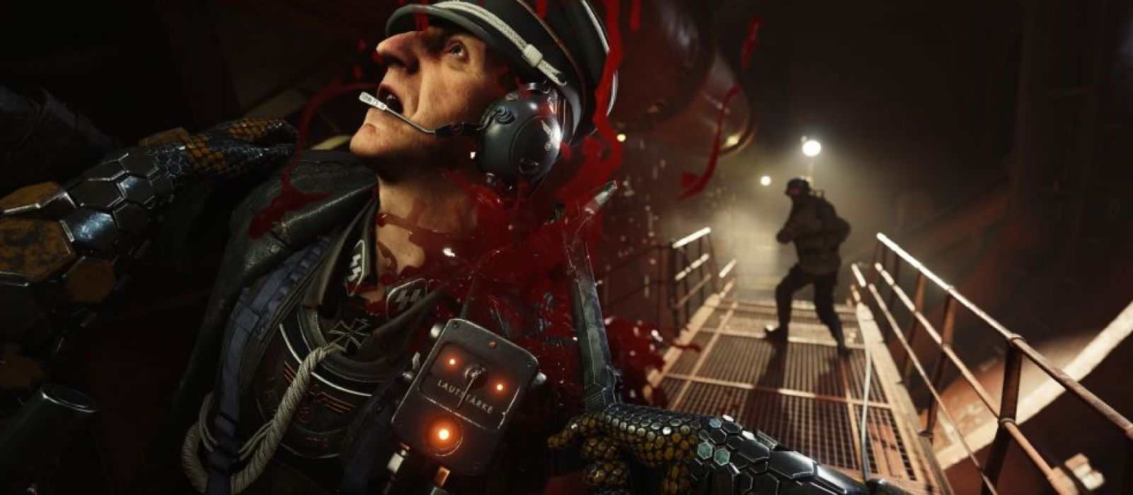В новом видео Wolfenstein 2: The New Colossus показано, как главный герой расправляется с нацистами