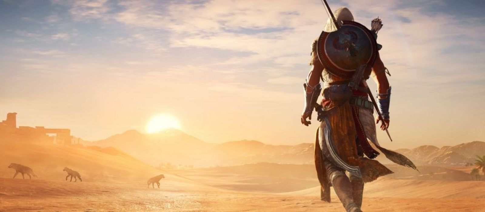 Орден Древних вышел из тени в новом трейлере Assassin's Creed Origins