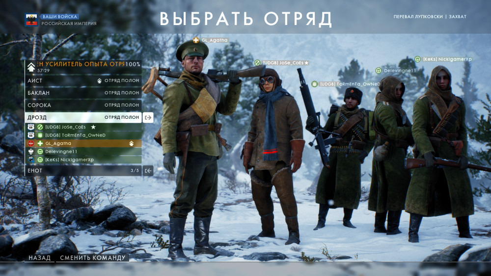 Обзор Battlefield 1: In the Name of the Tsar — самое милое сердцу дополнение