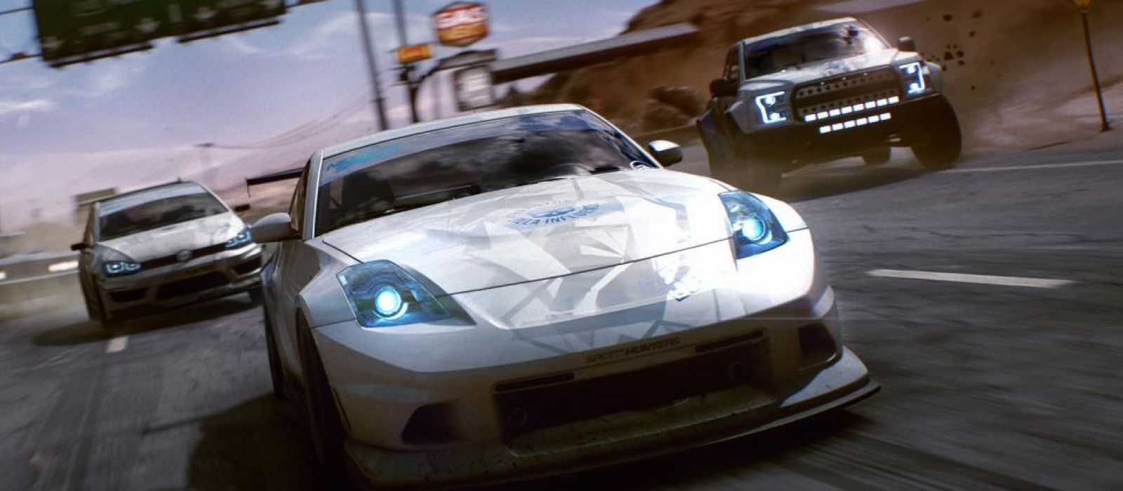 Вышел новый трейлер Need for Speed Payback — Welcome to Fortune Valley