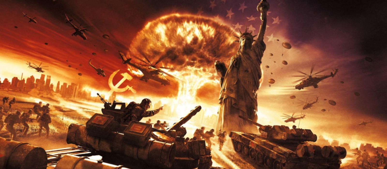 World in Conflict Complete Edition бесплатно раздают в Uplay