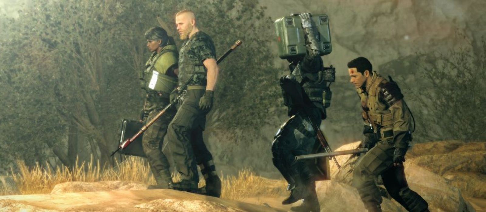Превью Metal Gear Survive — впечатления от бета-теста