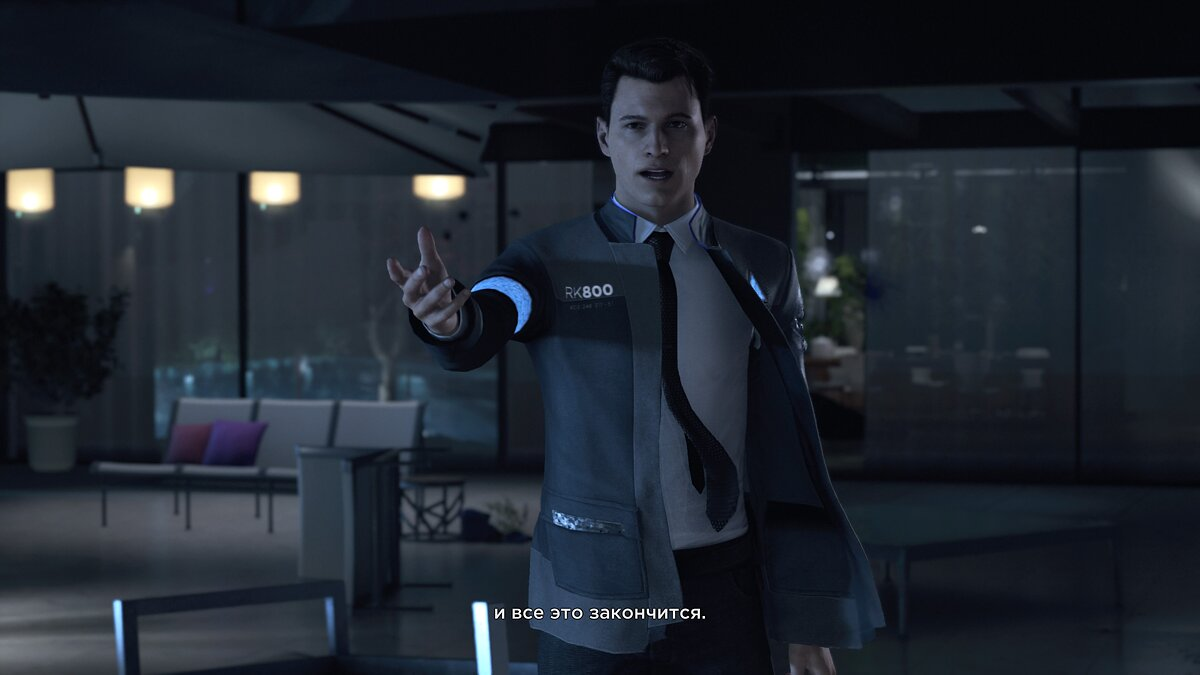Впечатления от демки Detroit: Become Human (превью)