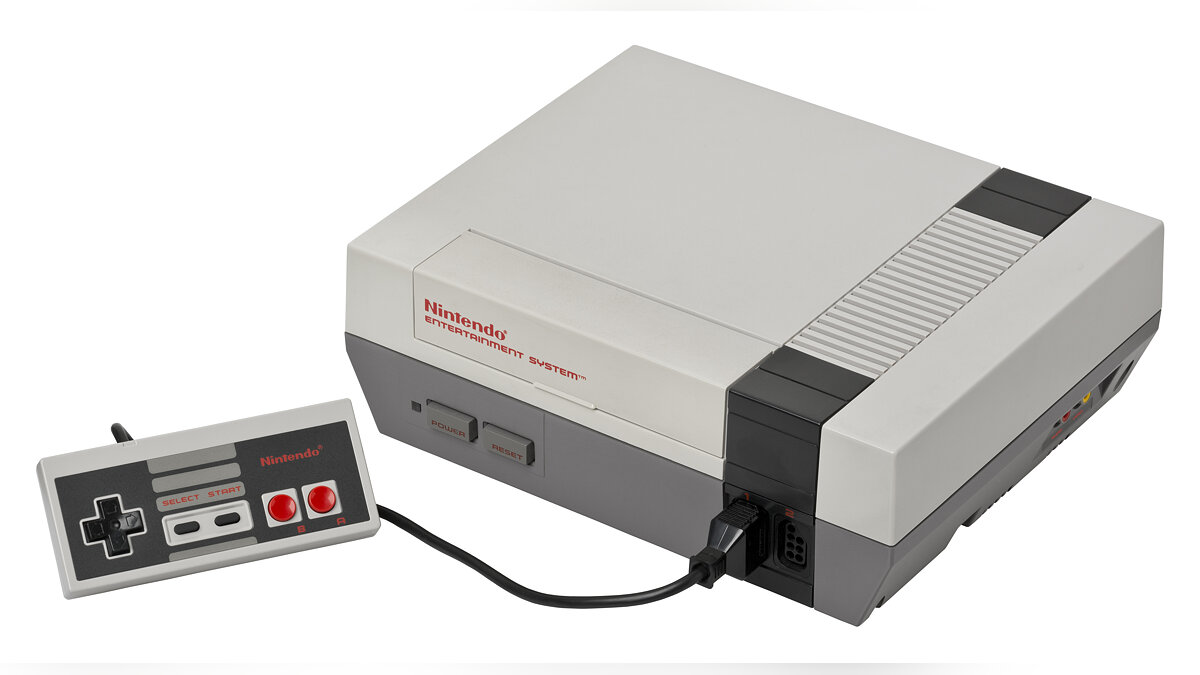 Приставка Nintendo Entertainment System (фото: Wikimedia Commons)