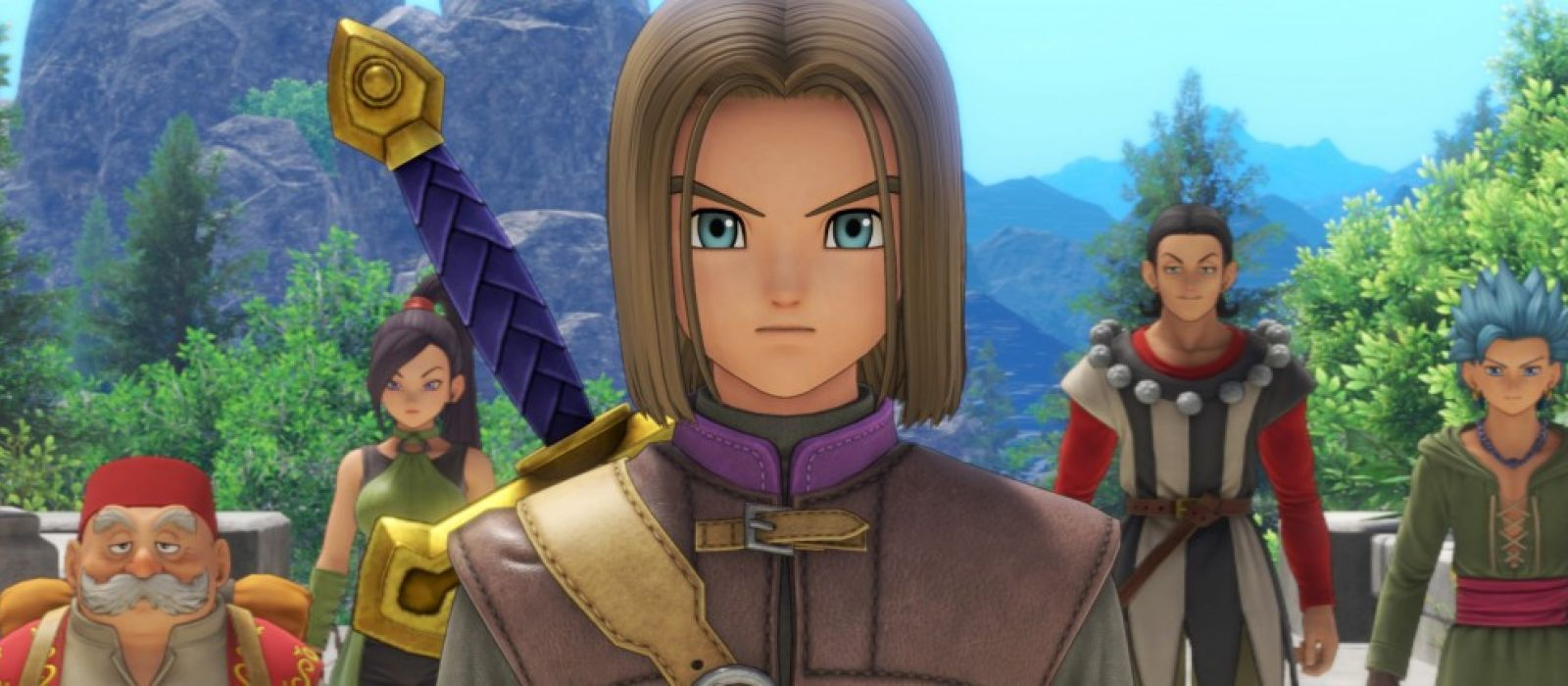 Обзор Dragon Quest 11: Echoes of an Elusive Age