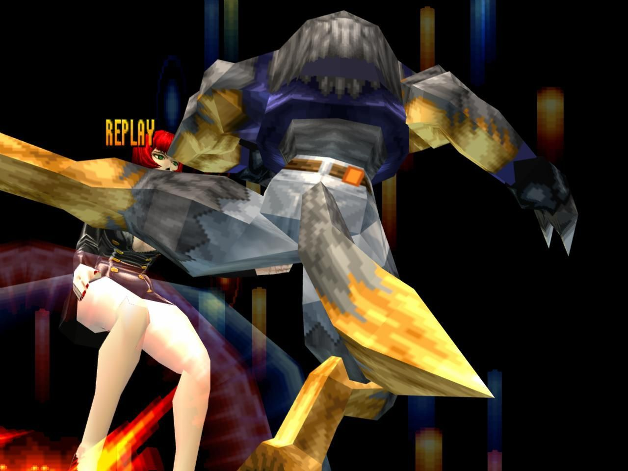 Bloody roar h entai sexy videos