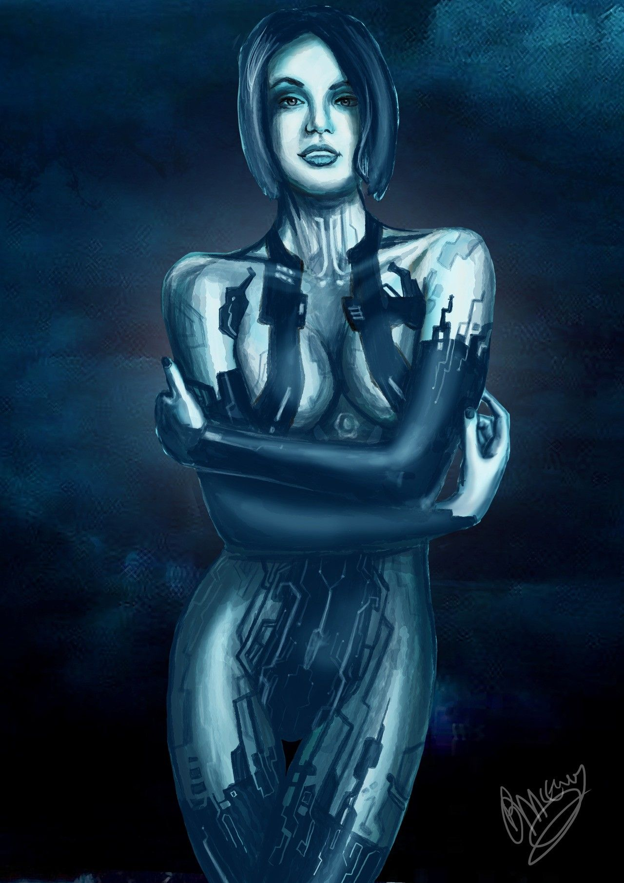 Cortana de halo 4 desnuda fucks gallery