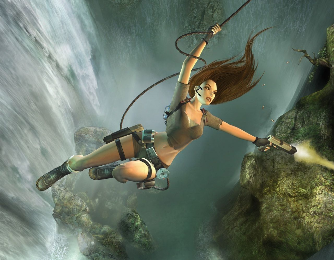 Lara croft gif porn demon exploited galleries