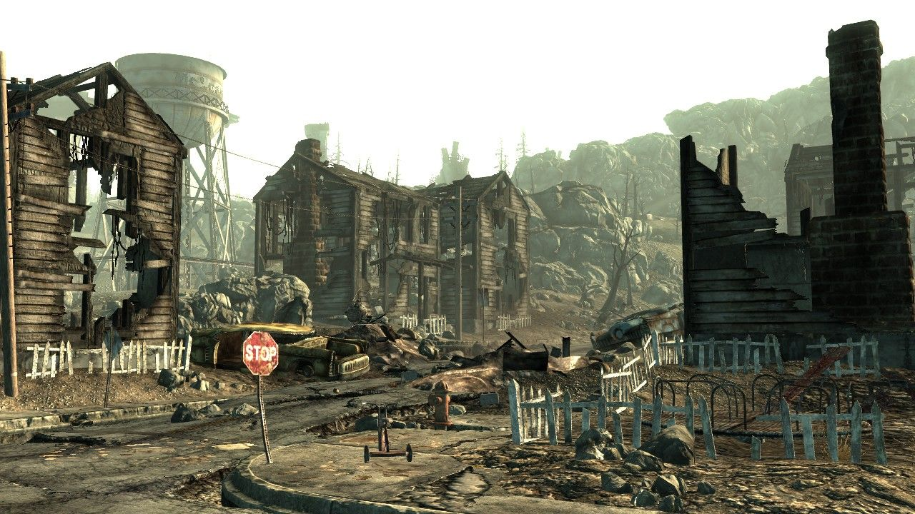 Fallout 3 nude patch xbox 360 hentai tiny girl