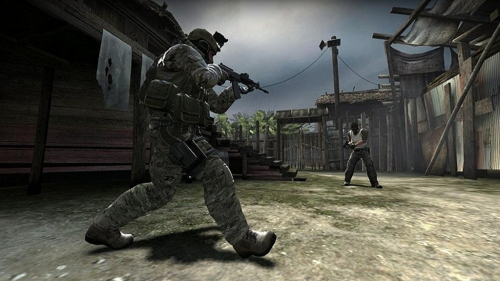 Counter-Strike: Global Offensive зависает