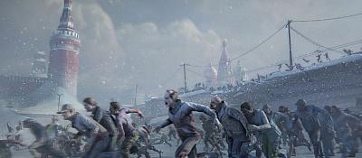 В новом трейлере World War Z показали захваченную зомби Москву [Игры]