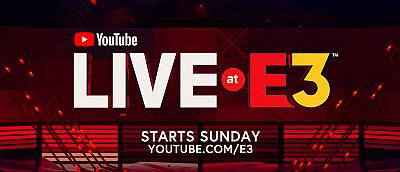 YouTube будет транслировать и комментировать Е3 2018