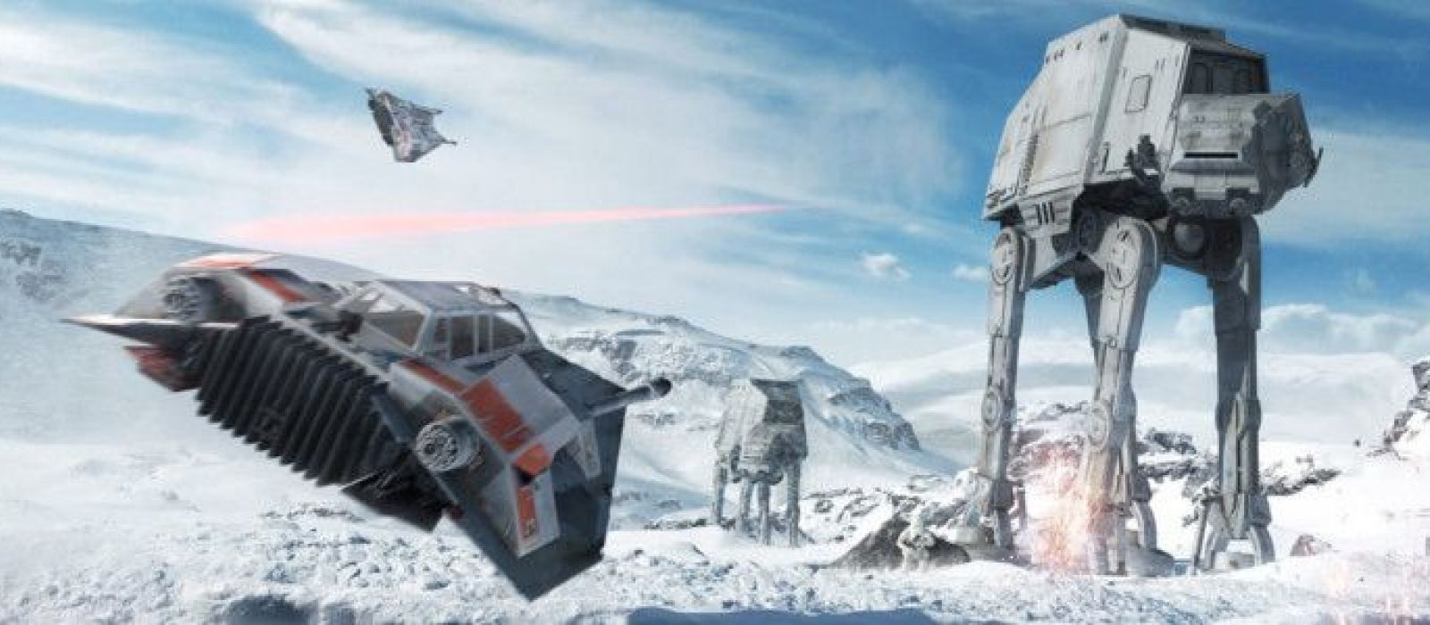 Star Wars Battlefront I, II, III: Седьмой эпизод не помог Star Wars Battlefront