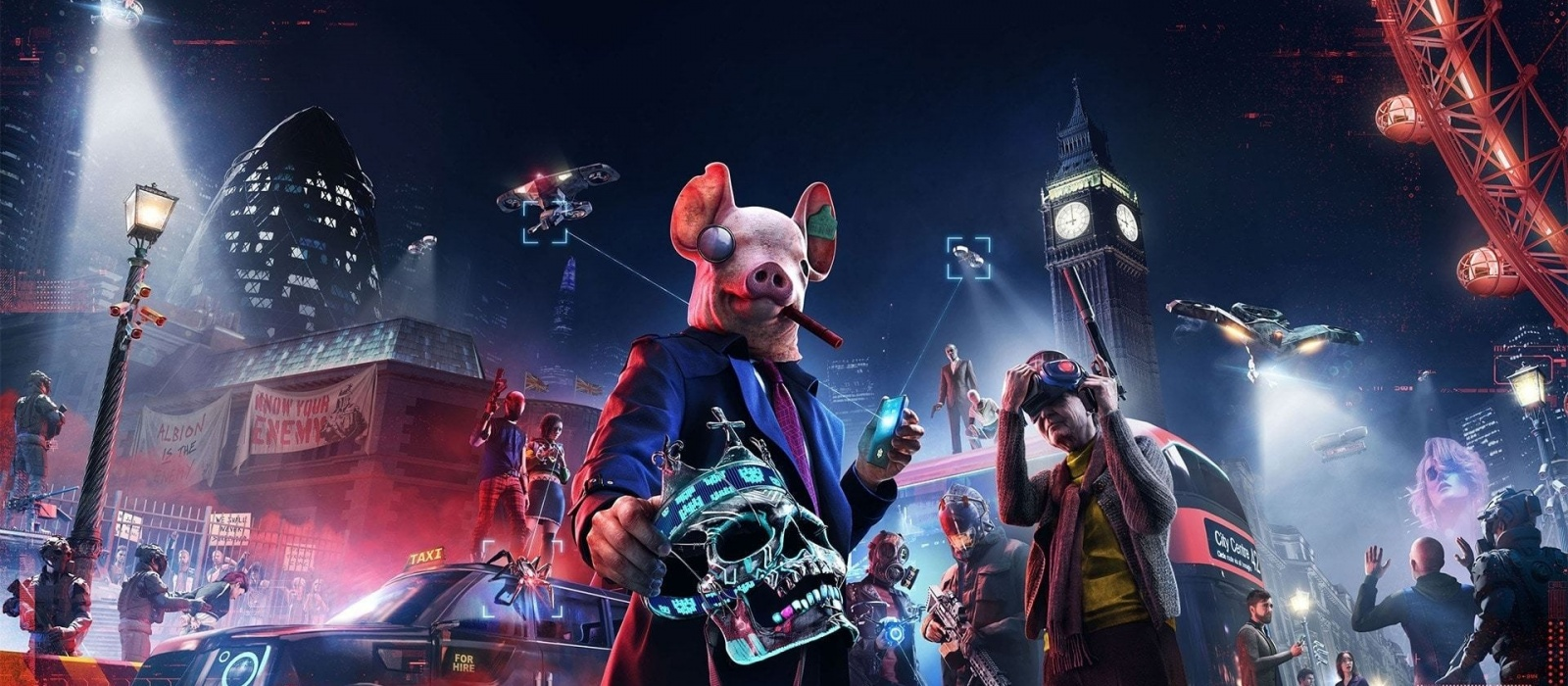 Запустили Watch Dogs: Legion на RTX 3070 в 4K — видео